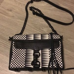 Black and white Rebecca Minkoff